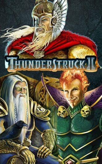 Thunderstruck II kolikkopeli
