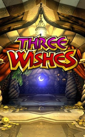 Three Wishes kolikkopeli