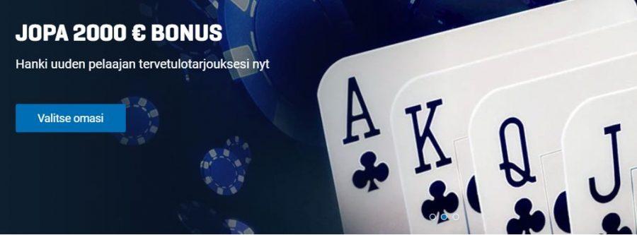 NordicBet pokeri