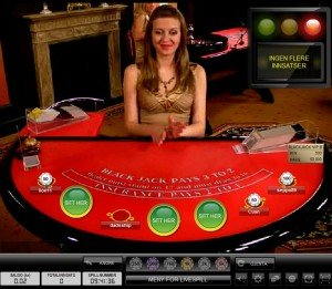Live Blackjack Betsafe Casino
