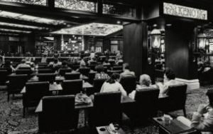 Kenohalli Las Vegasissa 1970-luvulla.