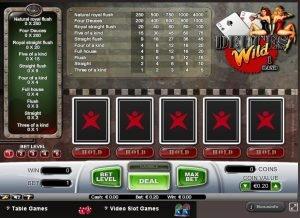 Videopokeri Betsafe Casino