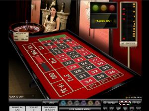 Live roulette hos Betsafe Casino