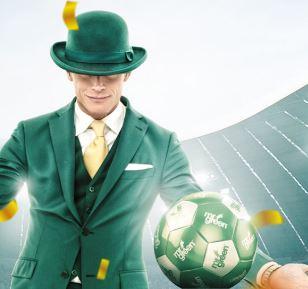 Mr Green vedonlyönti jalkapallossa