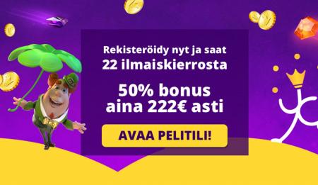 yakocasino bonus