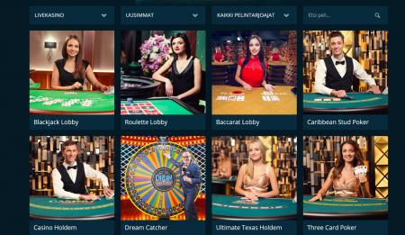 casinoland live kasino