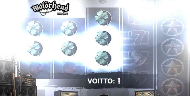 Motörhead voitto