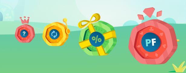 PlayFrank casinolla saat palkintoja pelaamisesta