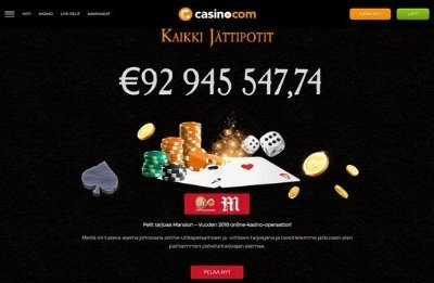 casino.com jackpotit
