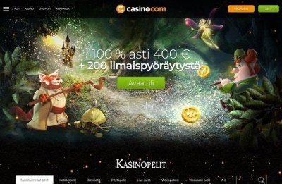casino.com nettikasino