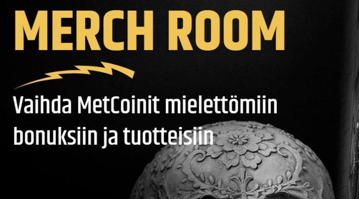 Metal casino coins
