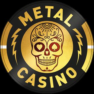 metalcasino logo