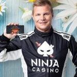 Ninja Casino tarjoaa nopeat kotiutukset jopa minuuteissa!