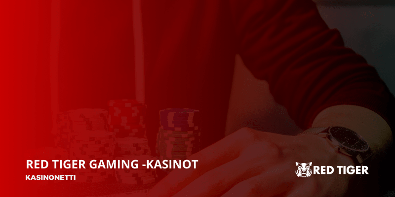 Red Tiger Gaming -kasinot