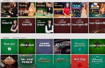 Nyspins Casino livekasino