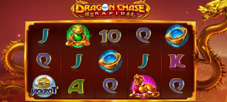 Quickspin dragon chase jackpot