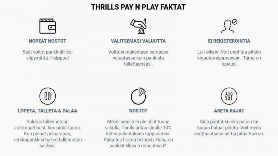 Thrills PAY N Play