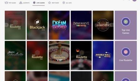 wishmaker live kasino