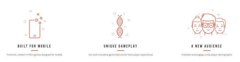 Push Gaming toiminta