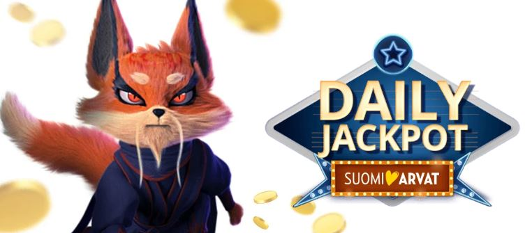 Suomiarvat daily jackpot