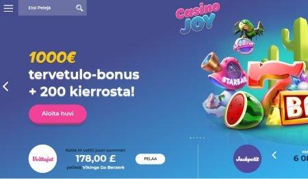 casino joy nettikasino