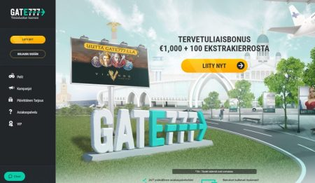 Gate777 aula