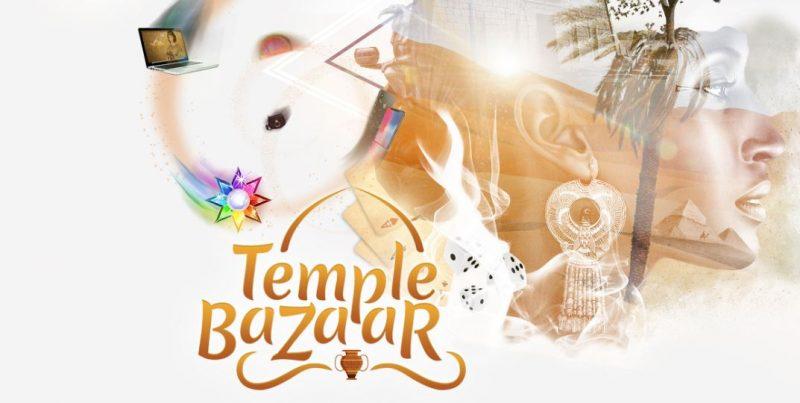 Temple Nile basaari