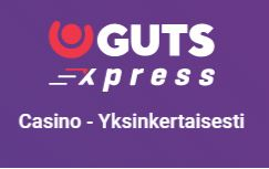 Guts Xpress casino logo