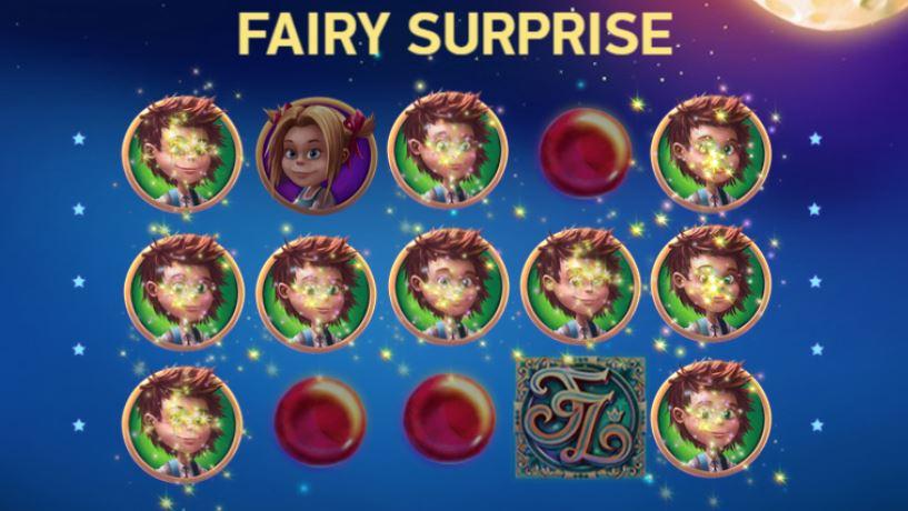 Hansel and Gretel Fairy surprise