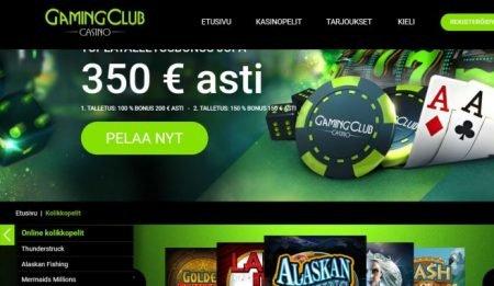 gamingclub kasino