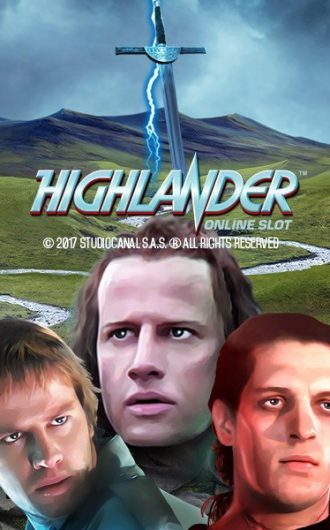 highlander kolikkopeli