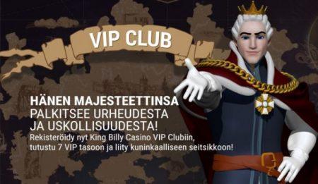 King Billy VIP-klubi