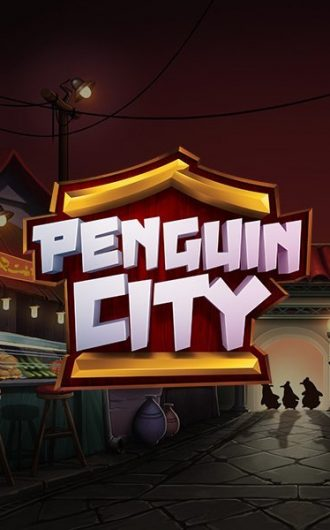 penguin city kolikkopeli