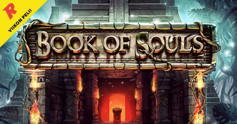book of souls kolikkopeli