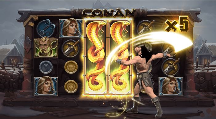 Conan mystery multiplier