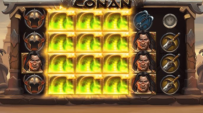 Conan ilmaiskierrokset