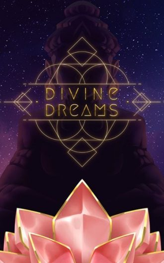 divine dreams kolikkopeli logo