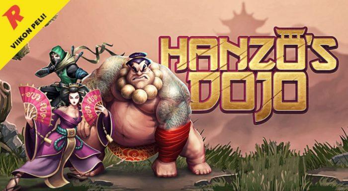 hanzo's dojo kolikkopeli
