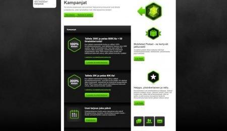 mobilebet kampanjat