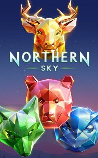 northern sky kolikkopeli sopii suomalaiseen makuun