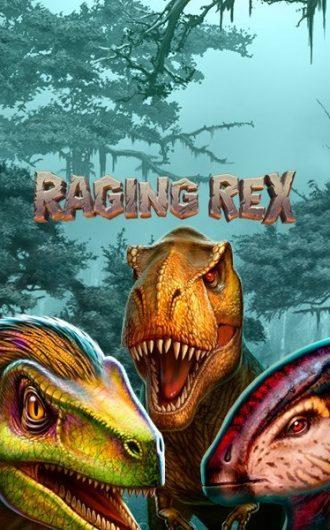raging rex kolikkopeli