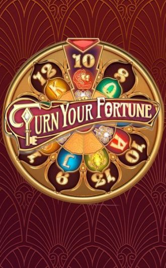 turn your fortune kolikkopeli netent pelitalolta