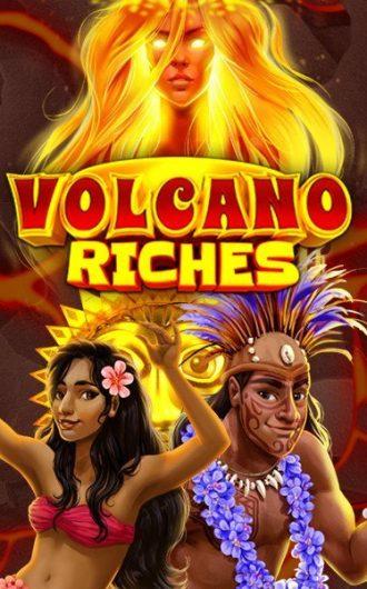 volcano riches kolikkopeli