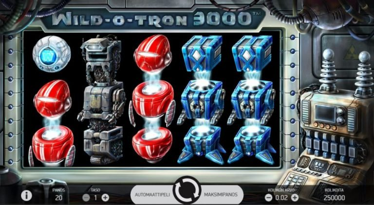 Wild-o-Tron 3000