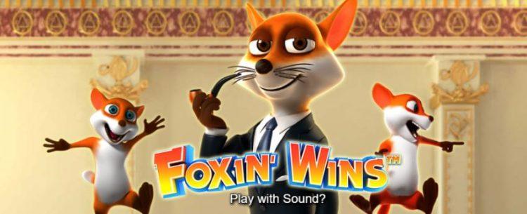 Foxin wins kolikkopeli, nextgen