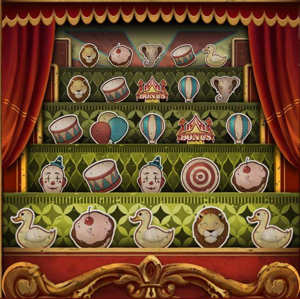 bonuspeli golden ticket pelissä