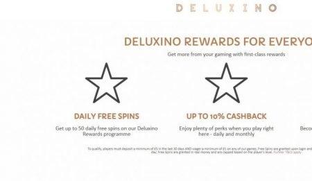 deluxino palkinto-ohjelma