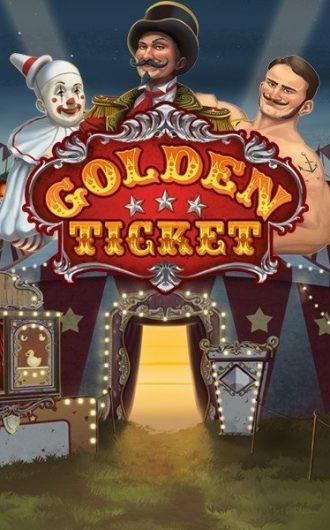 golden ticket kolikkopeli