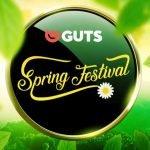 Osallistu Gutsin 100000 € kevätkampanjaan!