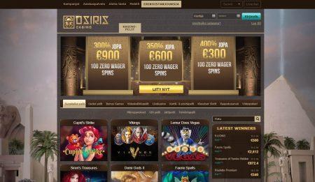 osiris casino etusivu